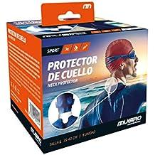 MUGIRO PROTECTOR CUELLO NEOPRENO Naranja Talla L 35-40 cms
