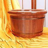 ZCRFY Bañera para Pies Lavabo Cuenca De Pedicura Barril De La Cuba del Pie del Barril del Aislamiento del Lavado del Pie del Barril del Baño del Pie Barril De La Bañera Baño Saludable,B