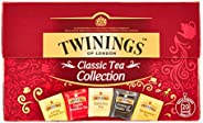 CLASSIC TEA COLLECTION 5 GUSTI 20 BUSTINE TWININGS