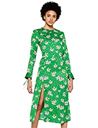 FIND Women's Midi Floral Dress