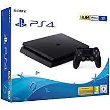 Sony Playstation 4 Slim 1 TB negro