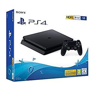 PlayStation 4 – Konsole (1TB, schwarz, E-Chassis)