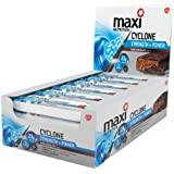 MaxiNutrition Cyclone Strength and Power Bars - Chocolate, 60 g, Box of 12