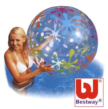Preisvergleich Produktbild Bestway Riesen Wasserball Splash 121cm