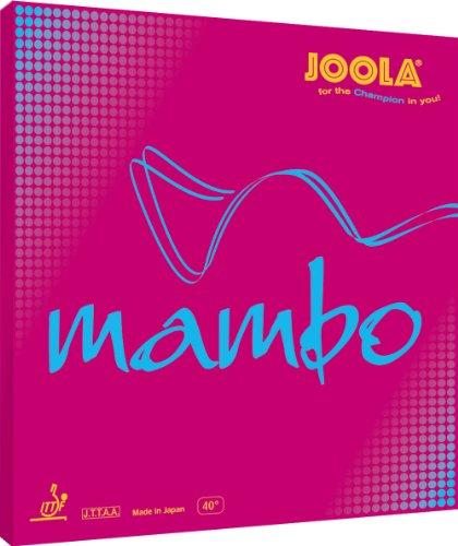 JOOLA Tischtennisgummi Mambo, schwarz, 2-mm