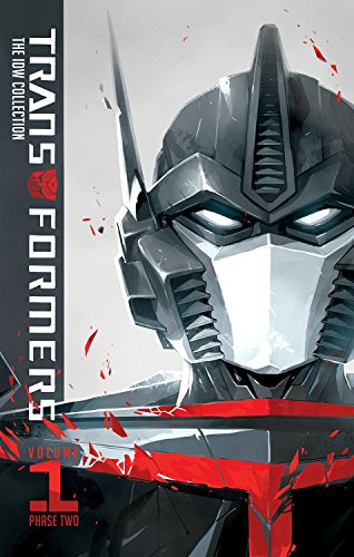 Transformers: IDW Collection Phase Two Volume 1