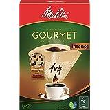 Melitta tamaño 1 x 4 Gourmet Intense bolsas de filtro EU, unidades 80