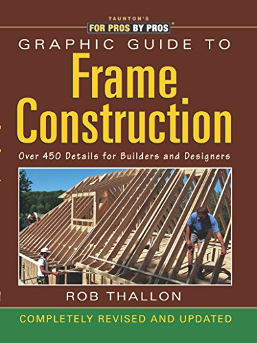 Graphic Guide to Frame Construction: Over 450 Details for Builders and Designers (For Pros by Pros) por Rob Thallon