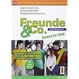 Freunde & co. Con fascicolo. Con e-book. Con espansione online. Con LibroLIM. Con CD Audio. Per la Scuola media: 1
