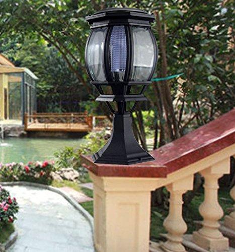 Stigma Lamp European Garden Lamp Garden Wall Lamp Route Outdoor Lamp Double - Headed Pole Lamp