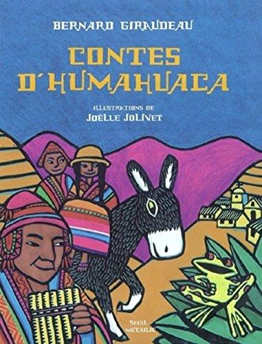 Contes d'Humahuaca (1 livre )
