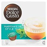 NESCAFÉ DOLCE GUSTO MARRAKESH STYLE TEA Tè verde aromatizzato alla menta 16 capsule