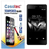 Casotec Tempered Glass Screen Protector for Micromax Canvas 5 E481
