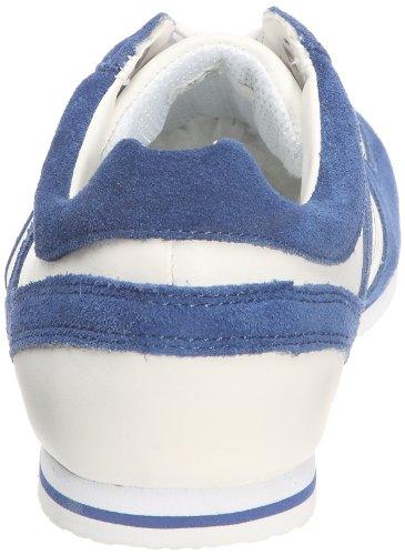 Calvin Klein Ward, Baskets mode homme Blanc (Wmr)