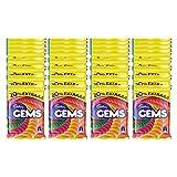 #7: Cadbury Gems Sugar Coated Chocolate, 10.68g (Pack of 72)