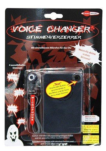 (Trend Import Voice Changer Stimmenverzerrer)