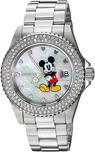 Invicta Damen-Armbanduhr 24750 (Invicta Uhren Frauen Weiß)