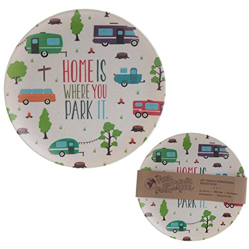 Bambootique-Eco-Friendly-caravane-Motif-plaque