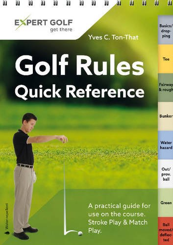 Golf Rules Quick Reference: 10-Pack por Yves C. Ton-That