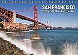 San Francisco - Traumstadt in Kalifornien (Tischkalender 2017 DIN A5 quer): Einzigartige Ansichten der Metropole im Sunshine State (Monatskalender, 14 Seiten ) (CALVENDO Orte) - Melanie Viola