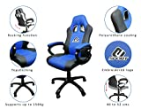 Subsonic - Silla gaming  - Sillón gamer de oficina PS4, PS4 Pro, Xbox One, PC