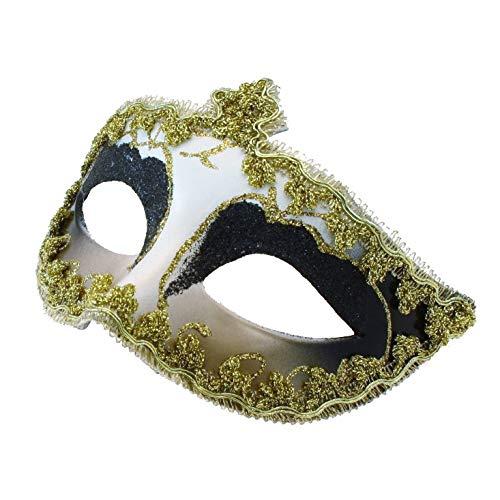 assic venezianischen Stil Maske ideal für Halloween/Kostüm Partys ()
