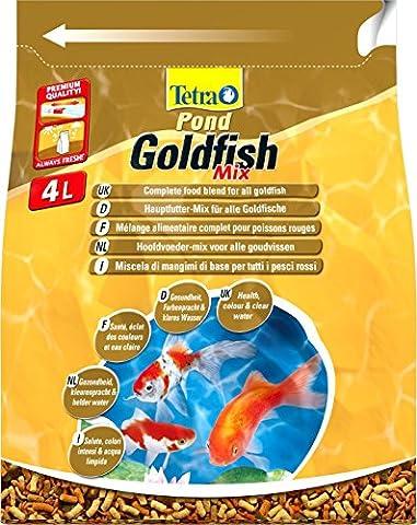 Tetra - 170001 - Pond Gold Mix - 4 L