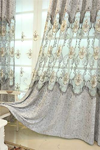 Enthusiastic Kitchen Curtain Sheer Organza Fabric Green Short Curtain Door Window Treatment Home Decoration Living Room Bedroom Rod Pocket New Varieties Are Introduced One After Another Curtains