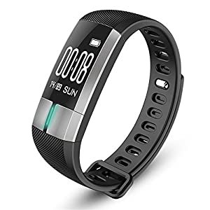 Jersh★ Smart Watch,G20 Smart Watch Bluetooth Smart Watch Blood Pressure ECG Date Heart Rate Monitor Wristband Fashion Design Business Sport Watch Smart Bracelet