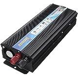 Power Inverter - XUYUAN 2000W Car Vehicle USB DC 24V to AC 220V Power Inverter Adapter Converter