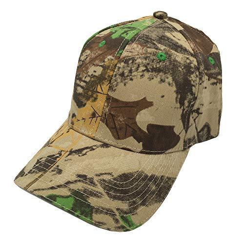 Waidmeister Original Jagdkappe Camouflage - Premium Outdoor Hunter Cap für Treibjagd Drückjagd - One Size & Quick Dry Kappe
