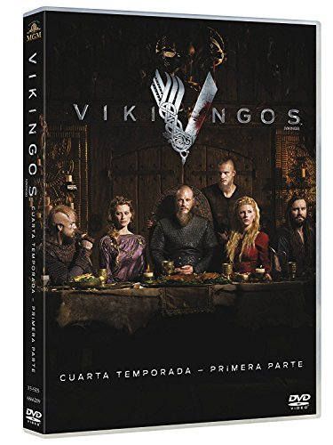 Vikingos - Temporada 4 (Volumen 1) [DVD]