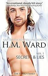 Secrets & Lies (The Ferro Family) (Volume 1) by H.M. Ward (2014-06-23)
