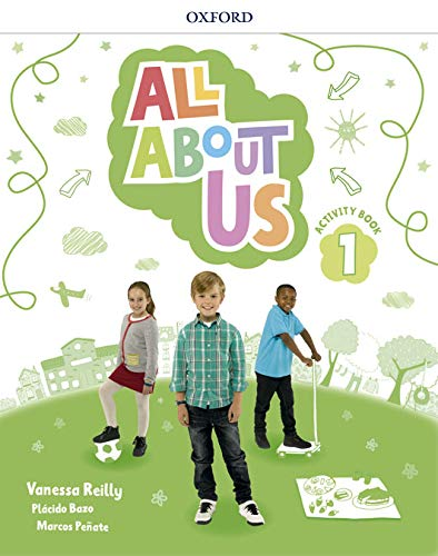 All About Us 1 Activity Book
