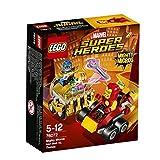 LEGO Marvel Super Heroes 76072 - Mighty Micros: Iron Man verses Thanos