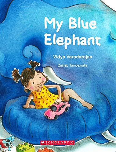 My Blue Elephant