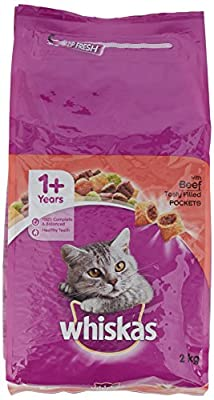 Whiskas 1+ Cat Complete Dry by Mars Petcare Ltd