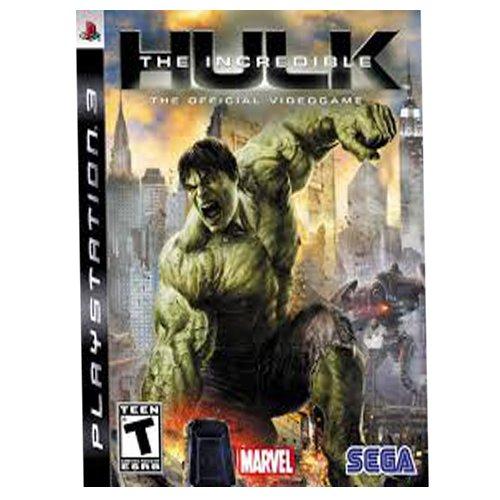 Hulk El Increible Ps3