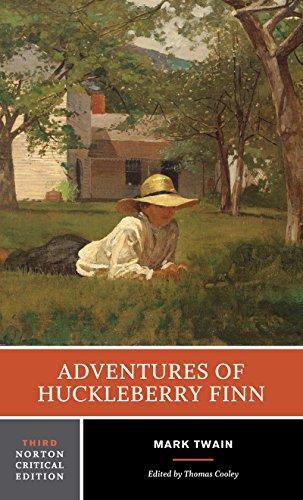 Adventures of Huckleberry Finn 3e par Mark Twain