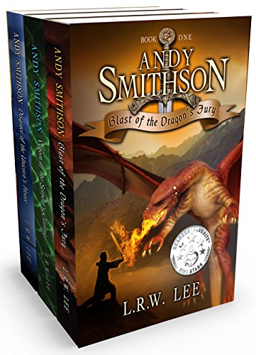 The Andy Smithson Series: Books 1, 2, and 3 (Young Adult Epic Fantasy Bundle) (Andy Smithson Series Boxset)