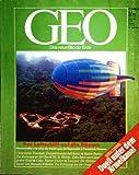 Geo Magazin 1990, Nr. 05 Mai - Per Luftschiff auf die Bäume: Wissenschaftler erforschen die Wipfelregion des Regenwalds in Französisch-Guayana, Euro-Tunnel: Duell unter dem Ärmelkanal -