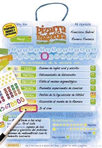 Pizarra magnética calendario y actividades por From Susaeta Ediciones, S.a.