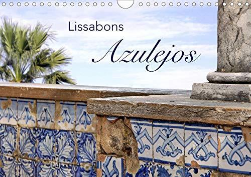 Lissabons Azulejos (Wandkalender 2020 DIN A4 quer)