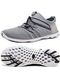 Zapatos de Agua Unisex Hombre Mujer Zapatos de Playa de Deporte Secado rápido Anti-Deslizante