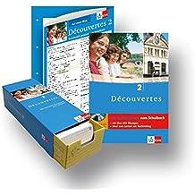 Découvertes 2 - Lern-Set: Im Set: Trainingsbuch/Vokabel-Lernbox/Auf einen Blick Grammatik - 2. Lernjahr