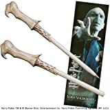 Noble Collection Voldemort Wand Pen and Bookmark