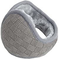 Unisex faltbare Ohrenschützer Warm stricken Ohrenwärmer Fleece Winter Ohrenschützer, B9 preisvergleich bei billige-tabletten.eu