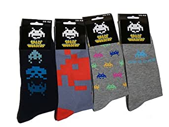 Socken Space Invaders
