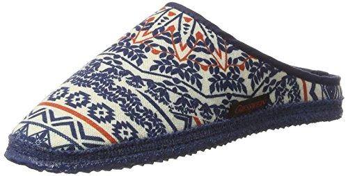 Chinelos Mulheres Azul Plein Calça Jeans Campo Giesswein 527 ETq1xAH