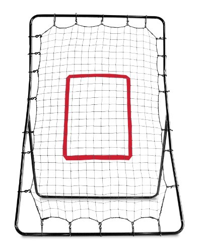 SKLZ Youth Baseball and Softball Pitchback Rebound Net - Throwing, Pitching and Fielding baseball trainer by SKLZ